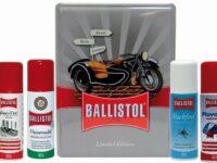 In der Blechbox: Sonderedition von Ballistol inklusive Produktneuheit