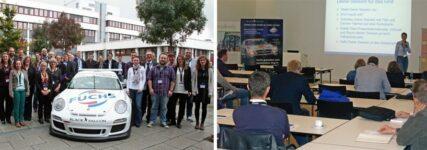 Austausch über Social Media in der Kfz-Branche beim Car-Camp in Mannheim