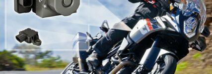 Bremsregelsystem von Bosch für mehr Stabilität bei Bikern