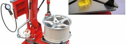 Montiermaschine von Longus für alle Rad- und Reifenarten