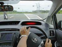 Sicherheitssystem PCS von Toyota verhindert plötzliche Kollisionen
