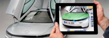 MARTA, VW XL1: Augmented Reality hält Einzug in die Kfz-Werkstätten