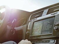 Neue mobile 'Car-Net'-Online-Dienste von Volkswagen verfügbar