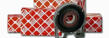 Kardanwellenmittellager von Febi für Volkswagen Touareg und Porsche Cayenne