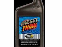BG Diesel Thaw macht Diesel bei kalten Temperaturen wieder flüssig
