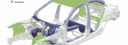 Leichtbau: Mercedes-Benz setzt bei neuer C-Klasse auf Aluminium