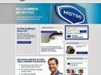 Neuer Internetauftritt von Motoo online