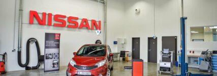 Nissan eröffnet neues Schulungszentrum in Würzburg