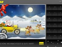 Online-Adventskalender 2013 von TMD-Friction/Textar