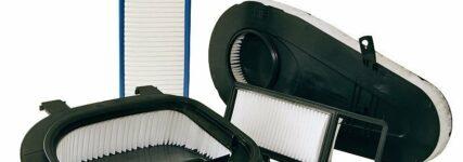 'Micron-Air'-Luftfilter von Corteco mit konstant niedrigem Druckverlust