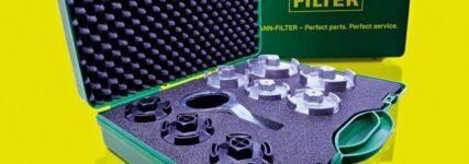Lösewerkzeug von Mann+Hummel für nahezu alle Ölwechselfilter