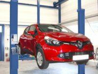 Renault-Freigabe für Nussbaum-Bühnen
