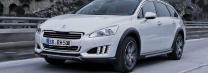 Niedrigerer Verbrauch: Peugeot optimiert seine Hybrid-4-Modelle