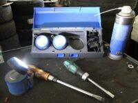 LED-Leuchte 'MDLS' von Philips für optimale Sicht in der Werkstatt