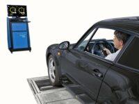 Neue Prüfstraßengeneration von Snap-on für Pkw und Transporter