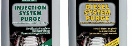 'Fuelsystem-Serve' von Wynn's für Einspritzsysteme fast aller Motoren