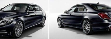 Detroit Motor Show: Mercedes-Benz stellt Spitzenmodell S 600 vor