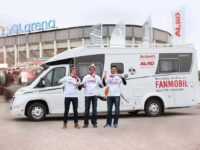 Fanmobil: Al-KO bringt Fussball-Fans nach Augsburg