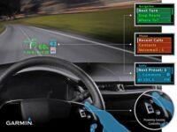 Neue Infotainment-Technologien von Garmin auf der CES