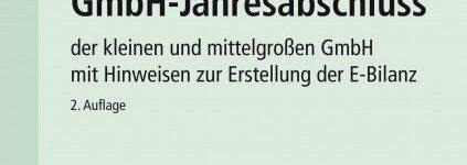 Steuerpraxis: Der Jahresabschluss der kleinen und mittelgroßen GmbH