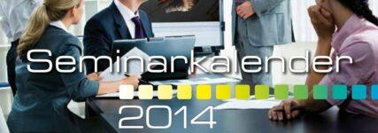 Neuer Seminarkalender von Makra mit Überblick über Weiterbildungsangebote