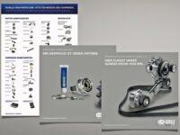Infos über Motor- und Fahrwerksprodukte von Ruville zum Download