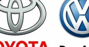 Toyota oder Volkswagen: Wer knackt die 10 Millionengrenze?