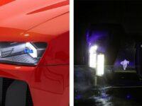 Licht-Technik: LED und Laserdioden sollen Audi-Piloten in Le Mans unterstützen