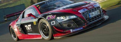 MTM Audi R8 LMS: Neuer Rundenrekord am Sachsenring