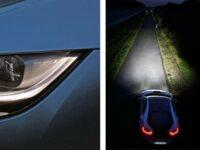 Deutlich größere Leuchtweite als LED: BMW rüstet i8 mit Laserlicht aus