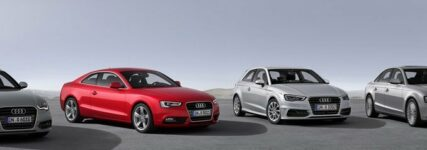 Neue Ultra-Modelle von Audi mit mehr Effizienz