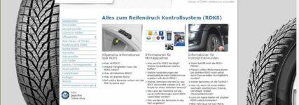 Delticom: Infos zum Thema RDKS für Werkstattbetriebe