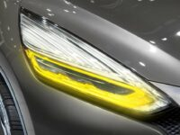 Neue Designs im Frontbereich mit gelber LED von Osram