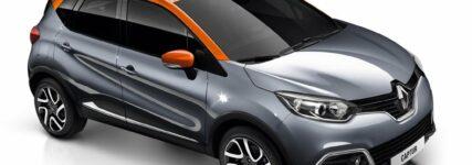 Neuer Stadt-SUV 'Captur' von Renault mit Zündkerze von NGK