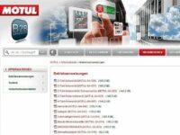 Betriebsanleitungen von Motul zum Arbeitsschutz kostenlos zum Download