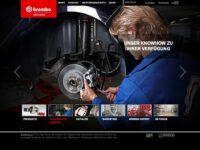 Neues Internetportal von Brembo für die Experten des Aftermarkets