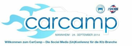 Car-Camp: Impulse für Social Media am 26. September in Mannheim