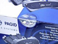 Sicherheitssiegel von Hella Pagid für Originalteile