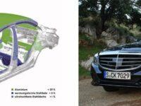 Neue C-Klasse von Mercedes-Benz: Leichtbaukonzept spart 70 Kilogramm