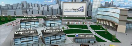 Premiere: Select AG startet mit virtueller Autoteile-Messe