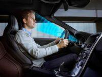 Volvo erprobt Sensoren zur Müdigkeitserkennung des Fahrers