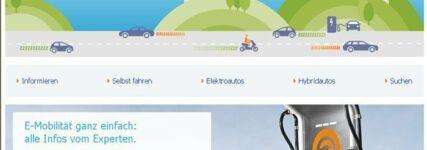 AutoScout24 startet Portal für Elektro- und Hybridmobilität