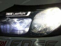 24h-Rennen: BMW geht mit Laserlicht-Technologie auf die Nordschleife.