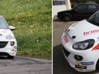 ADAC Opel Rallye Cup, Medienpartner Krafthand: Dinkel/Pfaff auf Platz 2