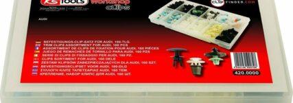 Clipsortiment und Online-Clipfinder von KS Tools