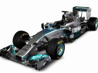 Mercedes-AMG-Petronas F1 Team rollt auf Advanti