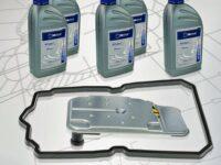 Reparaturfreundliche Ölwechselkits von Meyle für Automatikgetriebe