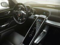 Porsche 918 Spyder mit Web-basiertem Infotainmentsystem von S1nn