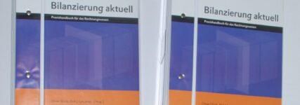 'Bilanzierung aktuell': Praktische Tipps für das Rechnungswesen in zwei Bänden