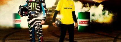 Castrol Footkhana: Fußball meets Motorsport